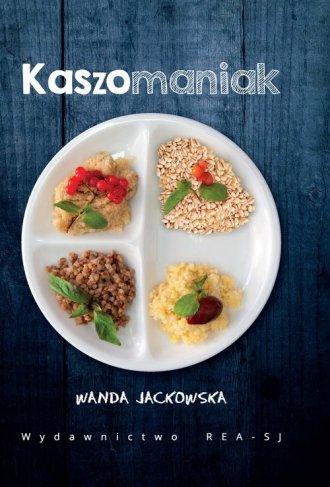 Kaszomaniak - okładka książki