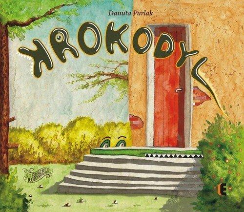 Krokodyl - okładka książki