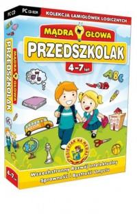 Mądra Głowa. Przedszkolak - Wydawnictwo - pudełko programu