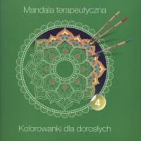 Mandala terapeutyczna cz. 4 - okładka książki
