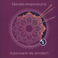 Mandala terapeutyczna cz. 5 - okładka książki