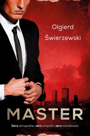 Master - okładka książki
