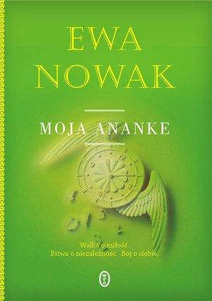 Moja Ananke - okładka książki