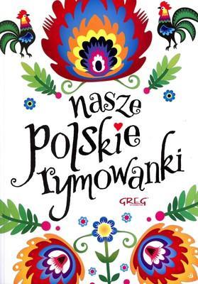 Nasze polskie rymowanki - okładka książki