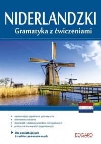 Niderlandzki. Gramatyka z ćwiczeniami - okładka podręcznika