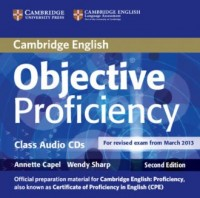 Objective Proficiency. Class Audio (2 CD) - pudełko programu
