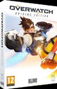 Overwatch - Wydawnictwo - pudełko programu