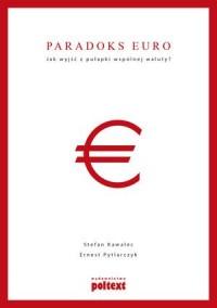 Paradoks euro. Jak wyjść z pułapki wspólnej waluty? - okładka książki