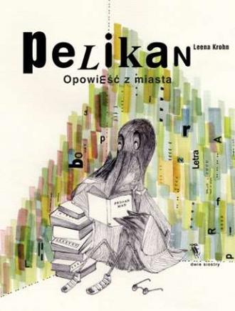 Pelikan - okładka książki