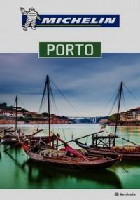 Porto. Przewodnik Michelin - Wydawnictwo - okładka książki