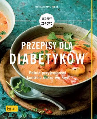 Przepisy dla diabetyków. Pełnia - okładka książki