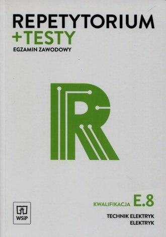 Repetytorium testy. Egzamin zawodowy - okładka podręcznika