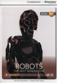 Robots: The Next Generation? - okładka książki