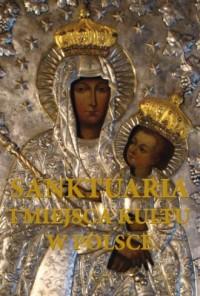 Sanktuaria i miejsca kultu w Polsce - Joanna Werner - okładka książki