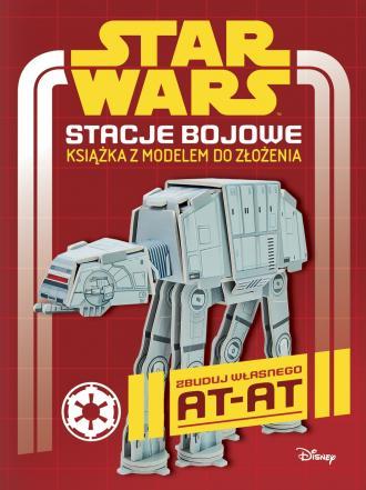 Star Wars. Stacje bojowe. Książka - okładka książki