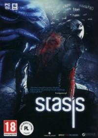 Stasis - Wydawnictwo - pudełko programu