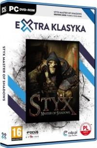 Styx - Wydawnictwo - pudełko programu