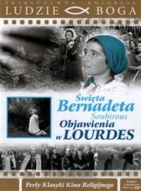 Święta Bernadeta Soubirous. Objawienia - Rafael J. Salvia - okładka filmu