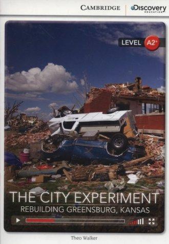 The City Experiment: Rebuilding - okładka książki