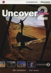 Uncover 2. Students Book - okładka podręcznika