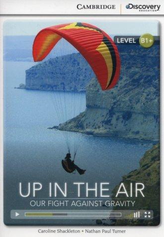 Up in the Air: Our Fight Against - okładka książki