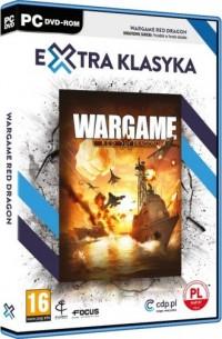 Wargame Red Dragon - Wydawnictwo - pudełko programu