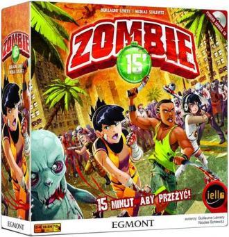Zombie 15 - zdjęcie zabawki, gry