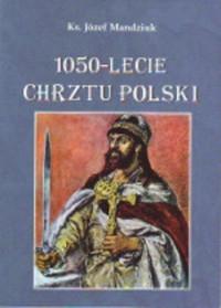 1050-lecie Chrztu Polski - okładka książki