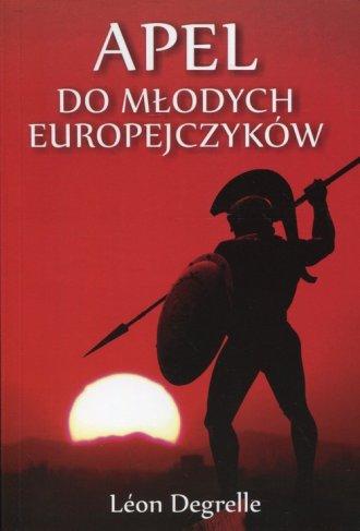 Apel do młodych Europejczyków - okładka książki