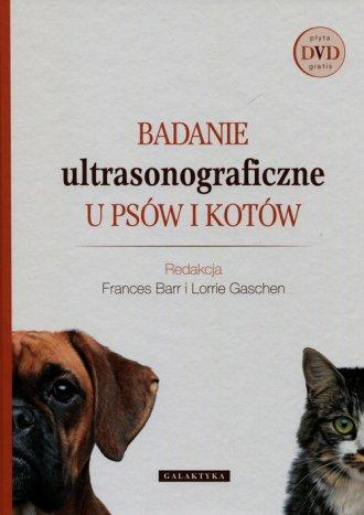 Badanie ultrasonograficzne u psów - okładka książki