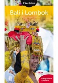Bali i Lombok. Travelbook - okładka książki