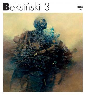 Beksiński 3 - okładka książki