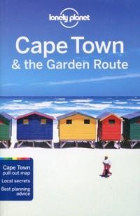 Cape Town & the Garden Route. Lonely Planet - okładka książki