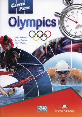 Career Paths. Olimpics. Students - okładka podręcznika