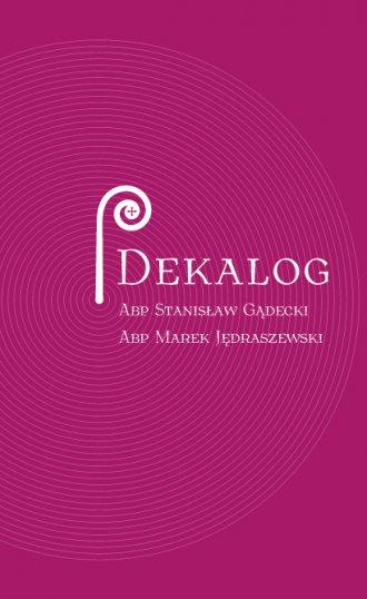 Dekalog na Rok Jubileuszowy - okładka książki