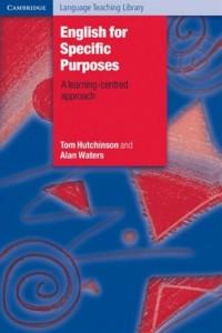 English for Specific Purposes - okładka podręcznika