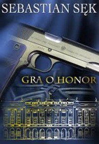 Gra o honor - okładka książki