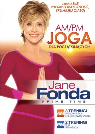 Jane Fonda. Joga dla początkujących - okładka filmu