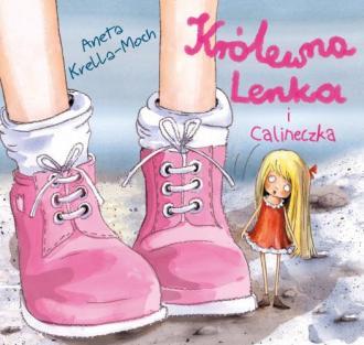 Królewna Lenka i Calineczka - okładka książki