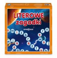 Literowe zagadki - zdjęcie zabawki, gry