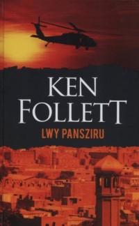 Lwy Pansziru - okładka książki