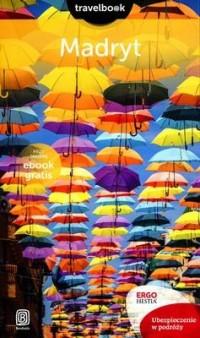 Madryt. Travelbook - okładka książki