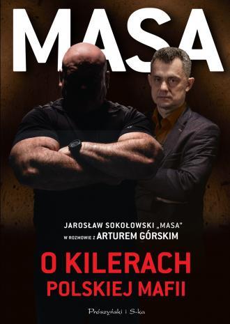 Masa o kilerach polskiej mafii - okładka książki