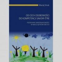 Od cech osobowości do kompetencji savoir-etre. Rozwijanie samoświadomości w nauce języków obcych - okładka książki