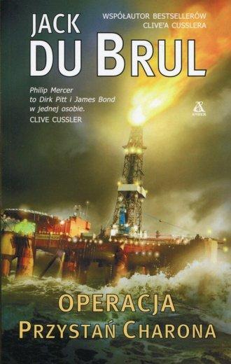 Operacja Przystań Charona - okładka książki