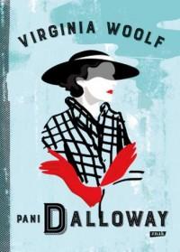 Pani Dalloway - okładka książki