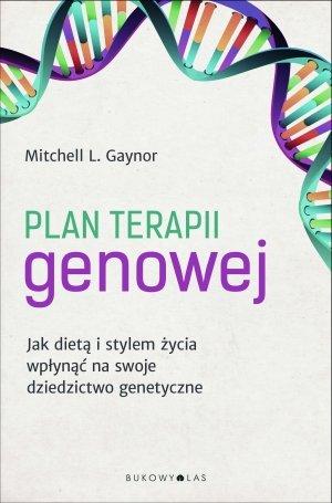 Plan terapii genowej - okładka książki