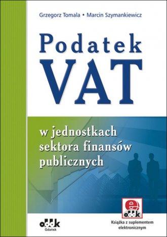 Podatek VAT w jednostkach sektora - okładka książki