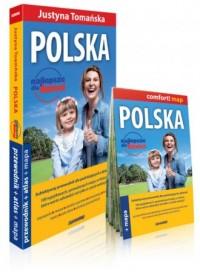 Polska. Najlepsze dla dzieci 3 - okładka książki