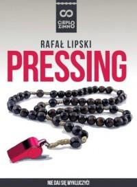 Pressing - okładka książki